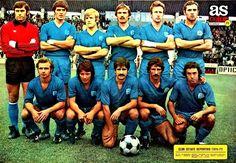 EQUIPOS DE FÚTBOL: GETAFE DEPORTIVO en la temporada 1976-77