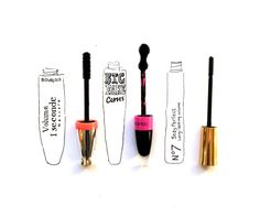 best drugstore mascaras Makeup Illustration, Beauty Illustrations, Best Drugstore Mascara, Skin Care, Frames, Mascaras, Pictures, Skincare Routine, Skins Uk