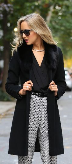 The Classy Cubicle Coat Crush Fashion Blog Young