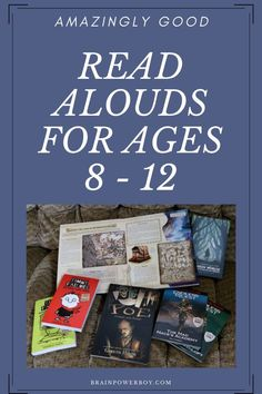 If you are struggling to get your kids to read, try read alouds! Candlewick Press has an amazing selection of read alouds that kids in the 8 - 12 age range will really enjoy. See which would be best for your family. #candlewickpress #ad #readalouds #booklists