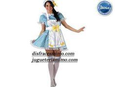 Tu mejor disfraz de muñeca azul mujer ats 6096.Con ese original Disfraz de Muñeca azul para mujer serás las más sexy en Despedidas de Soltera, Fiestas de Disfraces o Carnavales.
