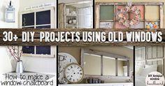 30+ DIY Craft Projec