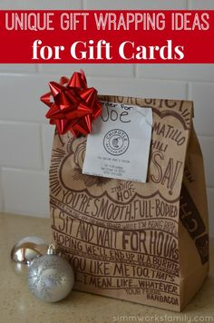 Gift Card Presentation on Pinterest #2: 4083c16f165bcae2584e8acd7ed9e853