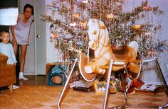 Vintage Christmas-1954...