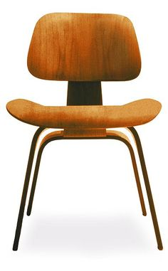 Eames molded plywood chair. $839 at Room and Board. Classic!