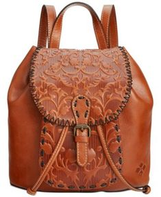 Patricia Nash Italian Folklore Savona Backpack