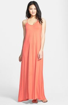 LOVEAPPELLA Maxi Dress (Regular & Petite) available at #Nordstrom
