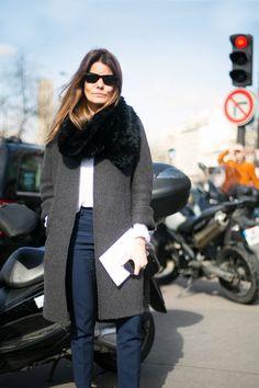 Spanish stylist Belen Antolin