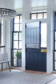 17 Dutch Doors We're Absolutely Loving