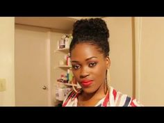 How To Put A Wig/ Sew-in In A High Ponytail/Bun