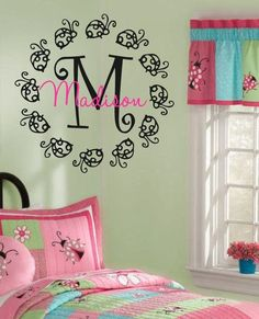 Great idea for a girls room! :) by francesca-caas