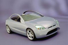 Ghia Lynx Concept (1996)