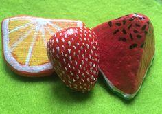Bastelcraft: Sommerfrüchte