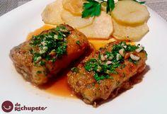 Seguimos la semana con clásicos, esta vez le toca a la cocina catalana, Bacalao a la Llauna http://www.recetasderechupete.com/bacalao-a-la-llauna/11208/ #receta #derechupete
