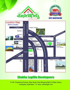 """properties in hyderabad for sale Near Bachupally Outer Ring Road - Hyderabad. Only Rs.1900 per yard - New Launch by Shubha Logilllu Developeers """"Nhayakoti Enclaave"""" HMDA Norms Plots at Hyderabad close to Bachupally Mallampet Outer Ring Road : Major Location Advantages of """"Nhayakoti Enclaave""""  Just 8km away from ..."""