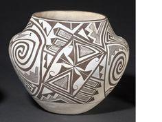 Acoma Jar : by Marie Z. Chino #194 – CulturalPatina