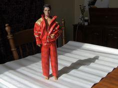 Vintage Michael Jackson Doll. $20 Etsy