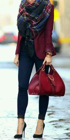 Great fall work outfit or just going out with friends for a drink...love it
