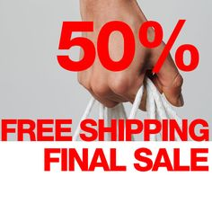 50% FINAL SALE  akira naka/ally capellino/ann-sofle back/arielle de pinto/ash/baronwells/berg/burfitt/camo/chorux/curiosity box/fifth avenue shoe repair/harris wharf london/IHTEC/ippo lito/jean michel cazabat/js lee/la tonkinoise/lick my legs/mark mcnairy/mathias chaize/milk and honey/mimicawe/people's market/sara ebbett/shifumi/sister by sibling/spellbound/steve mono/stylein/thomsen/thvm/tsicko/undrest/waiting for the sun/we are tuktuk/ymc/202 factory