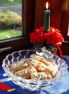 Finsk Brød (Finnish Shortbread) - steeped in Christmas tradition!