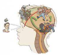 Hjerne-opplysning for barn - RVTS Sør Trauma, Animal Kingdom, Houston, Brain, Princess Zelda, Anime, Fictional Characters, Barnet, Counseling
