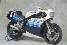 Images of Suzuki Endurance Racing Team bikes from 1980 to This image gallery includes the 1980 the 1985 and the 2001 and other Suzuki World Endurance Championship-winning machines. Suzuki Gsx, Suzuki Bikes, Street Motorcycles, Racing Motorcycles, Motorcycle Paint Jobs, Motorcycle Bike, Racing Team, Road Racing, Moto Miniature