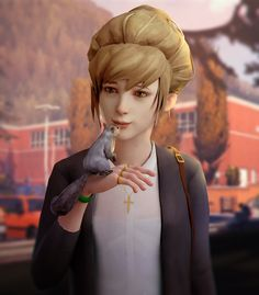 Life is Strange - Kate by Mary-O-o.deviantart.com on @DeviantArt