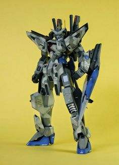 "1/100 Kyrios Gundam ""Kyrios Plus"" - Custom Build"
