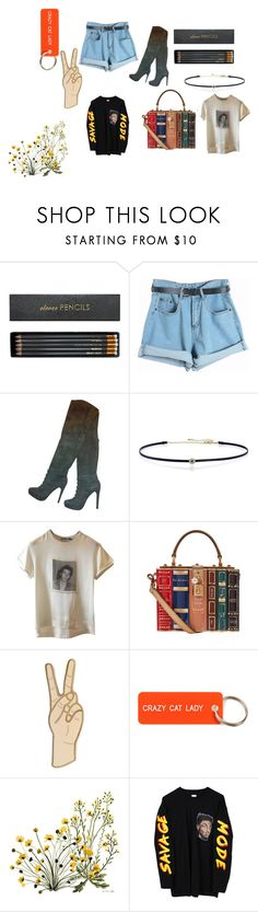 """""""Where is it rabbit"""" by magdalena-dudek-1 on Polyvore featuring moda, Sloane Stationery, Chicnova Fashion, Elie Tahari, Sydney Evan, Dolce&Gabbana, Lucky Brand i Various Projects"""