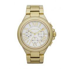 Michael Kors - Horloges - Goud