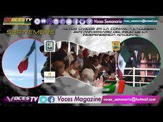 @VOCES_SEMANARIO @VOCES_MAGAZINE 31 (#204ANIV INICIO INDEPENDENCIA MX)