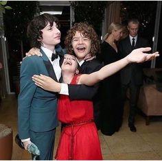 Finn:  Millie pls Millie:  NO FINN I MUST DANCE