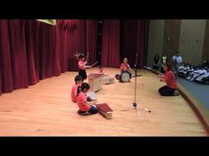 ▶ Sansa Kroma (Africa Song) ~~~ Presented by Hong Kong Children's Orff Band (Art Rhapsody) - YouTube