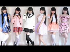 Outfits of the week: Fall School Uniforms + Cute Spring Outfits + Backpack - YouTube