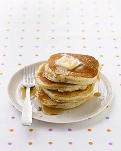 Pancakes--American pancakes.