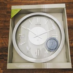 Check out this awesome new clock we got in! You won't even believe what the price is at major retailers compared to what we have it priced for. This is all name brand, designer quality products, folks!! You won't get a better deal anywhere. #dallasoutlet #uncledanspawnshops #uncledansoutlet #outletprices #namebrands #highquality #clock #designer #highend #interiordecorating #homedecor #love