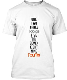 Awesome FourTris shirt for all Divergent fans. Only $14!! #divergent #fourtris