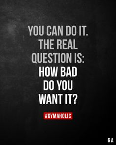 We inspire you to become the best version of yourself, physically and mentally Try our free Gymaholic Fitness Workouts App. Study Motivation Quotes, Weight Loss Motivation, Gym Motivation, Quotes To Live By, Me Quotes, Motivational Quotes, Inspirational Quotes, Gruseliger Clown, Determination Quotes