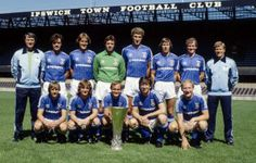 IPSWICH TOWN 1980-81 uefa cup