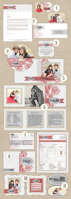 Modern Nostalgia (Marketing Kit).  PRINT RELEASE!!!