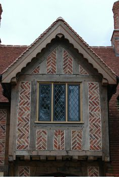 Manor house window