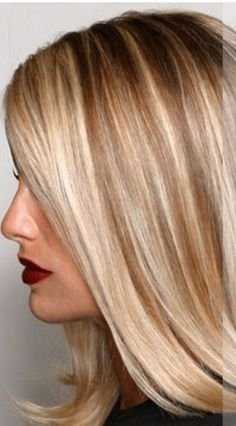Fall Hair Color For Blondes 2336