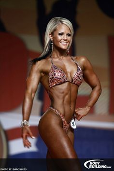 Female Natural Vs Normal Bodybuilding