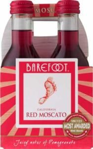Barefoot Red Moscato 187ml :: Other Red Wines Wine