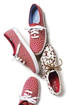 Omg! Keds are back in style? love it.