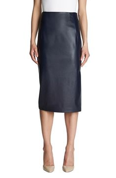 1.State Mixed Media Midi Pencil Skirt available at #Nordstrom