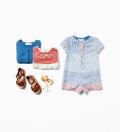 Shop by look - Baby girl (3 months - 3 years) - KIDS | ZARA Turkey