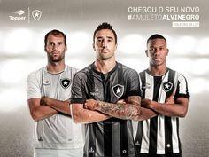 Camisas do Botafogo para 2016
