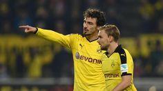 Kapitän Mats Hummels (li.) verlässt Borussia Dortmund, Marcel Schmelzer könnte sein Nachfolger werden.  (Quelle: imago)