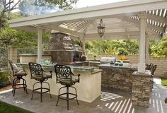 extreame outdoor kitchens | Outdoor Kitchen Pizza Oven Kitchens Design